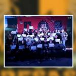 Juara 1 besaskabaret festival D3 kepolisian Universitas Langlang buana