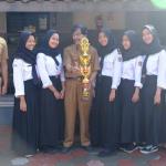 SMKN 2 Bandung Meraih Juara 1 Pada Lomba Tari Tradisional Tingkat SMP SMA SMK se Kota Bandung