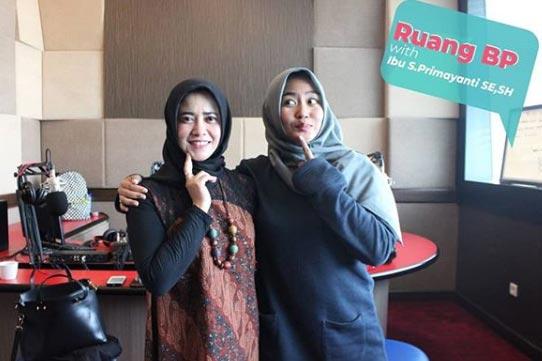 Talkshow with Ibu Primayanti SE,SH : Pernikahan Dini