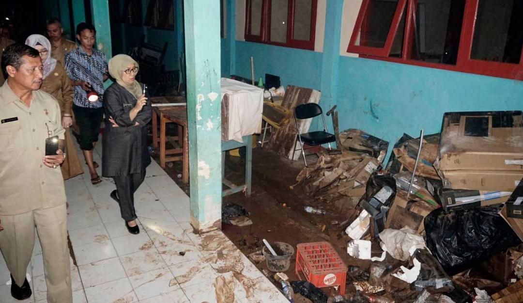 4 Sekolah yang Terdampak Banjir di Bekasi 1 Januari 2020