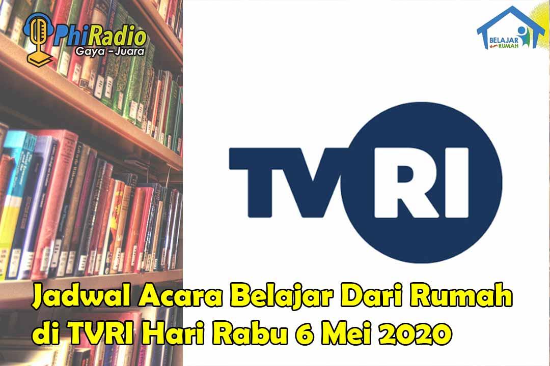 Jadwal-Acara-Belajar-Dari-Rumah-di-TVRI-Hari-Rabu-6-Mei-2020