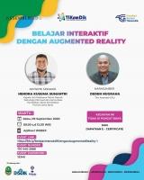 Belajar Interaktif Dengan Augmented Reality