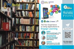 Tell Your Experience in Using Applications to Engage Learning