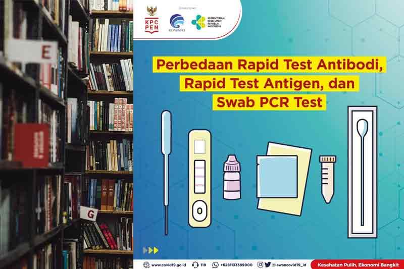 Mana yang Lebih Akurat Deteksi Covid-19, PCR atau Rapid?