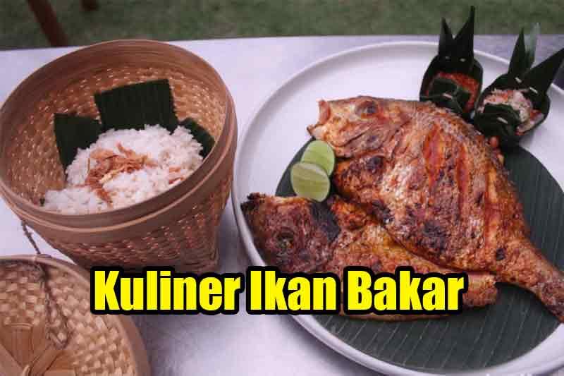 Resep Ikan Bakar Jimbaran Bali yang Gurih Mantab