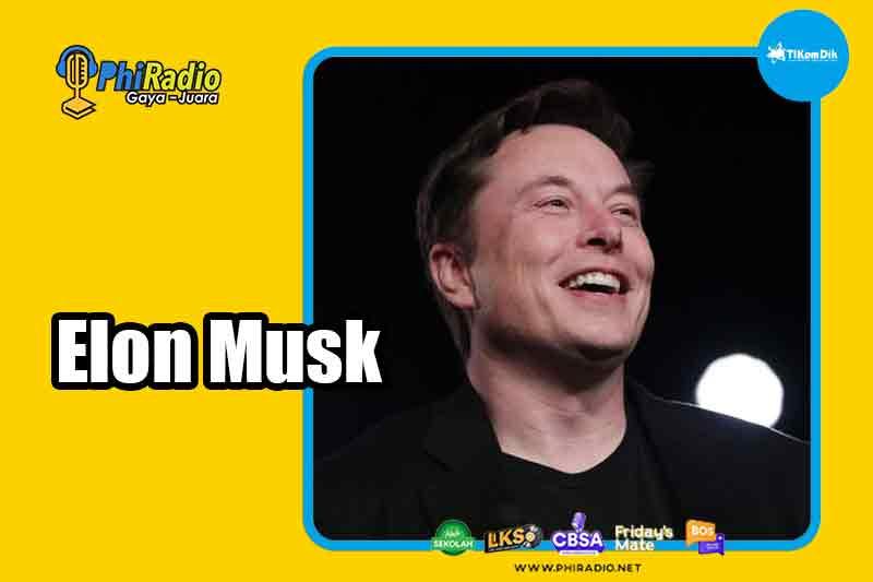 Elon-Musk-donasikan-100-juta-dollar