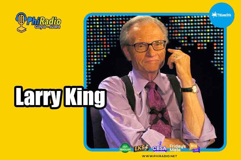 Larry King Meninggal Dunia