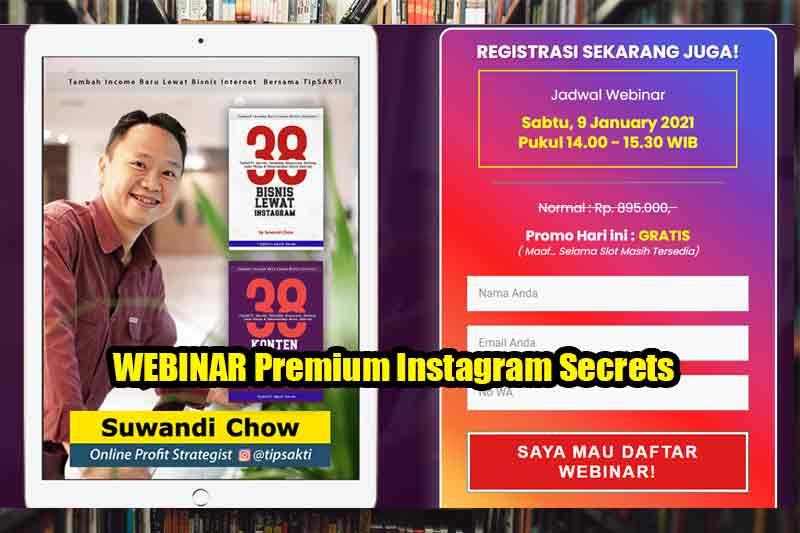 webinar premium, webinar premium 2021, jadwal webinar premium, harga webinar premium, biaya webinar premium, webinar premium gratis, webinar gratis
