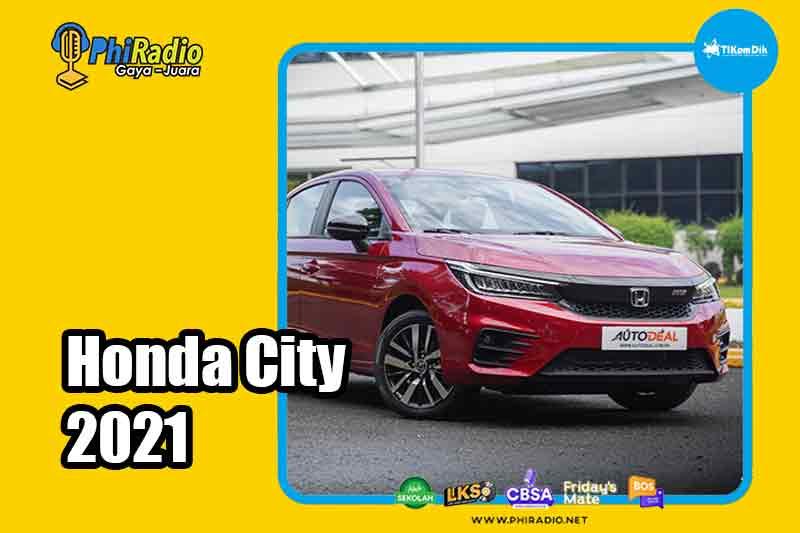 Spek Honda City Baru