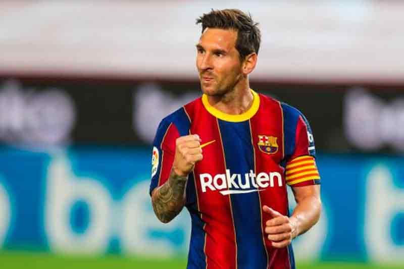 Inilah Gaji Lionel Messi Perdetik