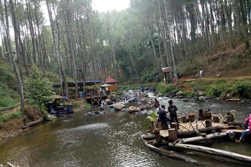 Wisata Kampung Singkur Pangalengan