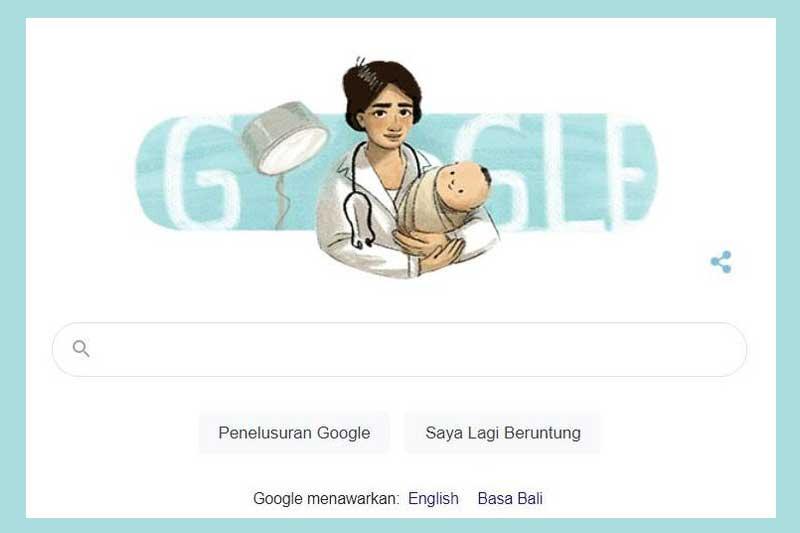 Profil Marie Thomas Dokter Perempuan Pertama Indonesia yang Muncul di Google Doodle