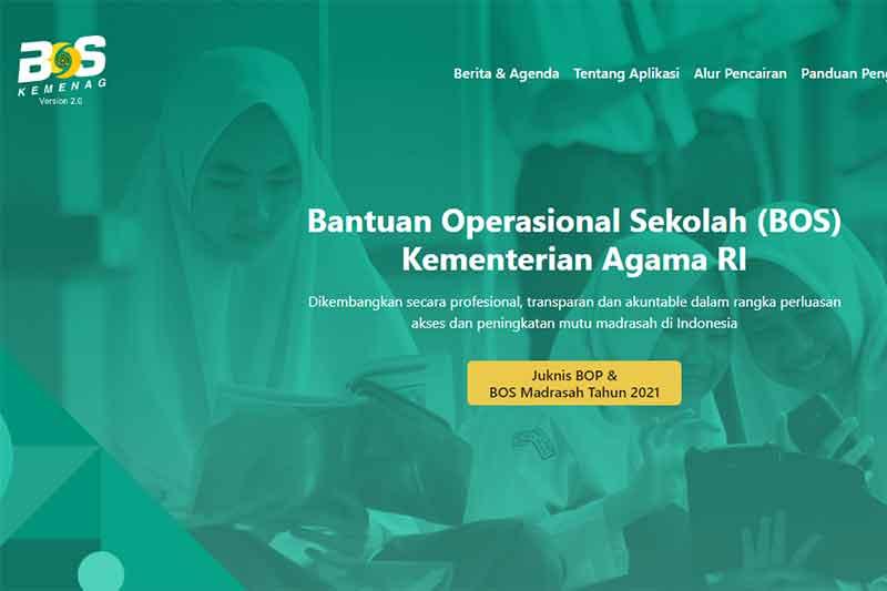 Cara Mendapatkan Dana BOS Madrasah Swasta dari Kemenag