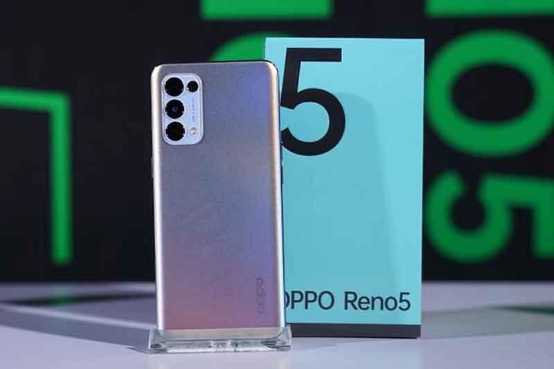 Harga dan Spesifikasi Oppo Reno5