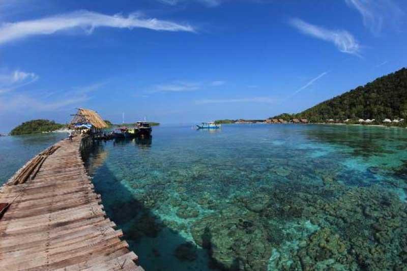Keindahan Kepulauan Anambas yang Ratusan Pulaunya Tak Berpenghuni