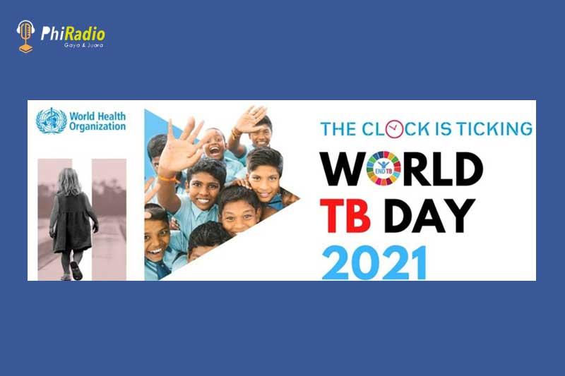 hari tuberkulosis sedunia 2021