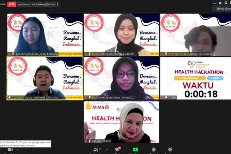 Aplikasi Kesehatan Mental PAUT.ID Dikembangkan Oleh Mahasiswa UMM