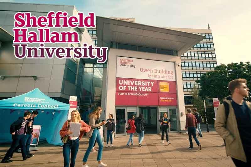 Info Beasiswa S1 dan S2 di SHU, UK