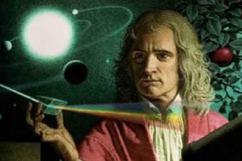 Isaac Newton Bapak Fisika Dunia Wafat 31 Maret