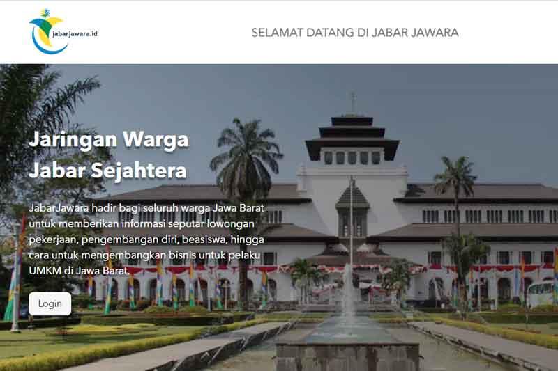 Portal Informasi Lowongan Kerja Jabarjawara.id