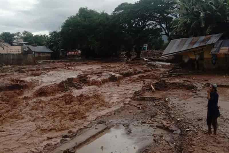 Pray For NTT, Banjir 54 Orang Meninggal dan Permukiman Porak-poranda