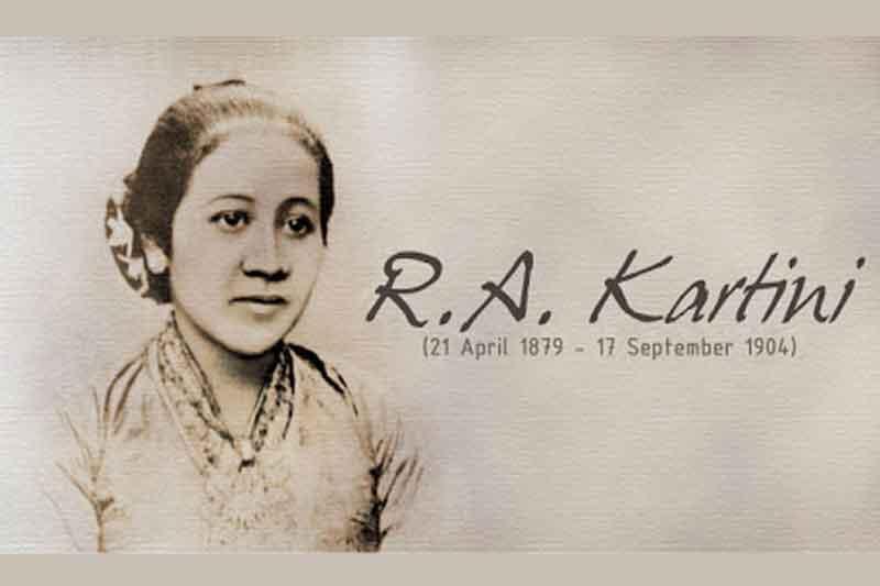 Profil Biografi RA Kartini : Hari Kartini 21 April 2021