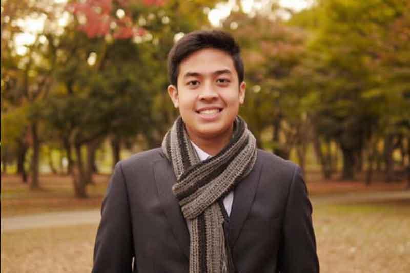 Profil Youtuber Jerome Polin, Inspirasi Pendidikan Dapat Beasiswa Kuliah di Jepang