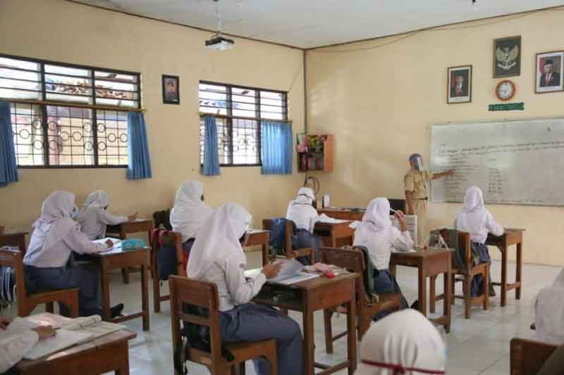 Rencana Sekolah Tatap Muka Tidak Direkomendasikan IDAI