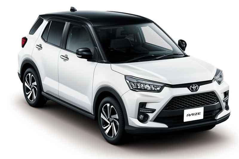 Toyota Raize Meluncur Mei Estimasi Harga Rp 200 Jutaan