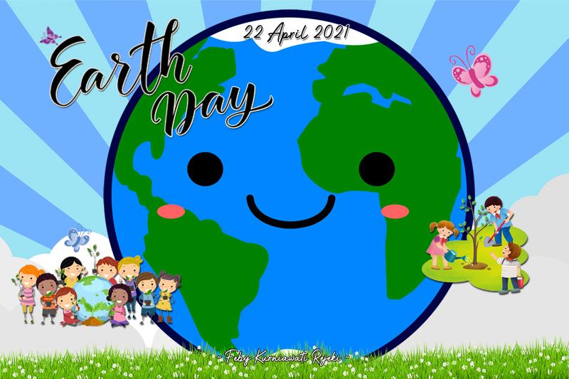 hari bumi sedunia 2021