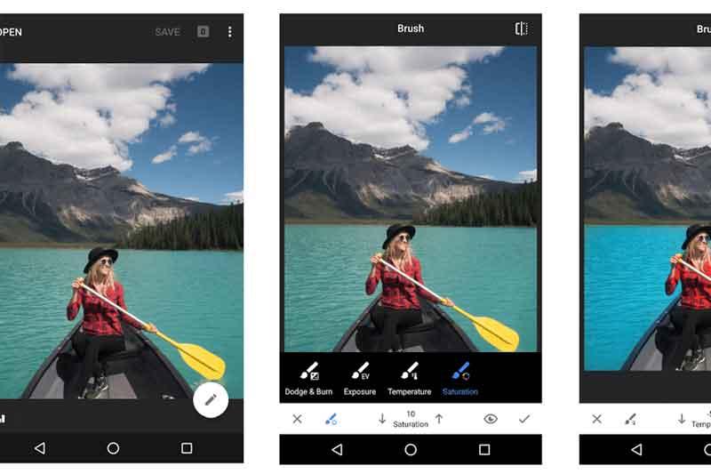 Aplikasi Android Edit Foto Kekinian