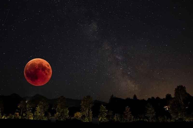 Gerhana Bulan Total 26 Mei