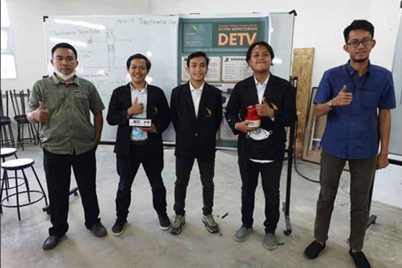 Keren! Mahasiswa Itera Lampung Ciptakan Alat Pendeteksi Kantuk Saat Berkendara