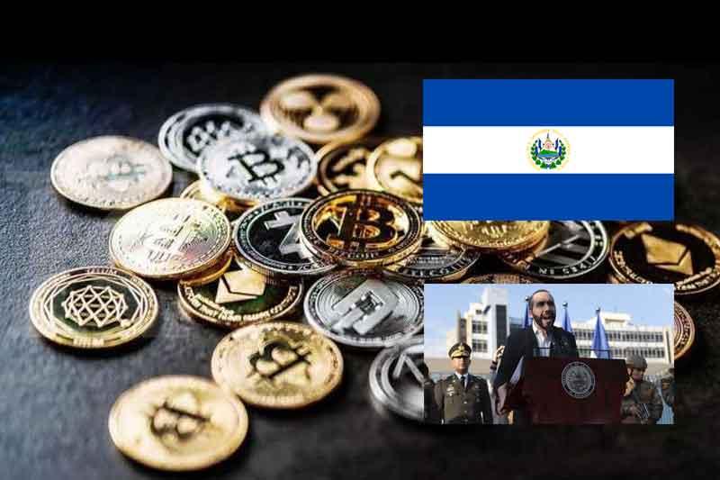 Negara Pertama Pengguna Bitcoin El Salvador