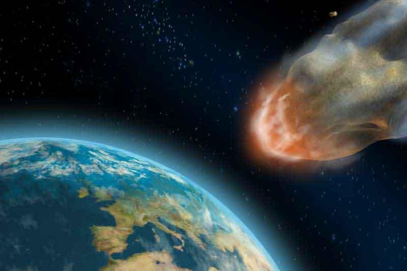 Asteroid Raksasa Berbahaya Dekati Bumi 24 Juli