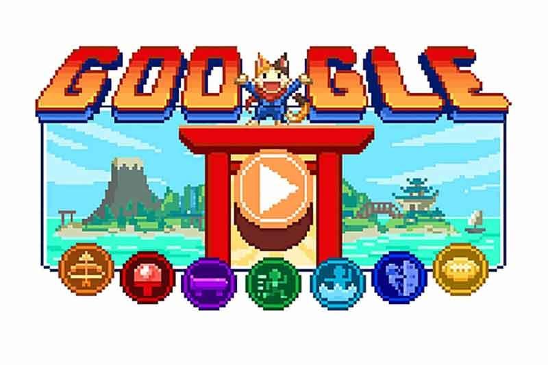 Tips Game Google Doodle, Rayakan Olimpiade Tokyo 2020