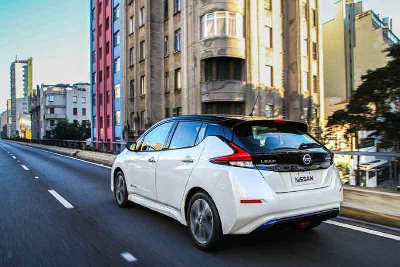 Harga Mobil Listrik Nissan Leaf, Mobil Listrik Nissan Leaf, Nissan Leaf