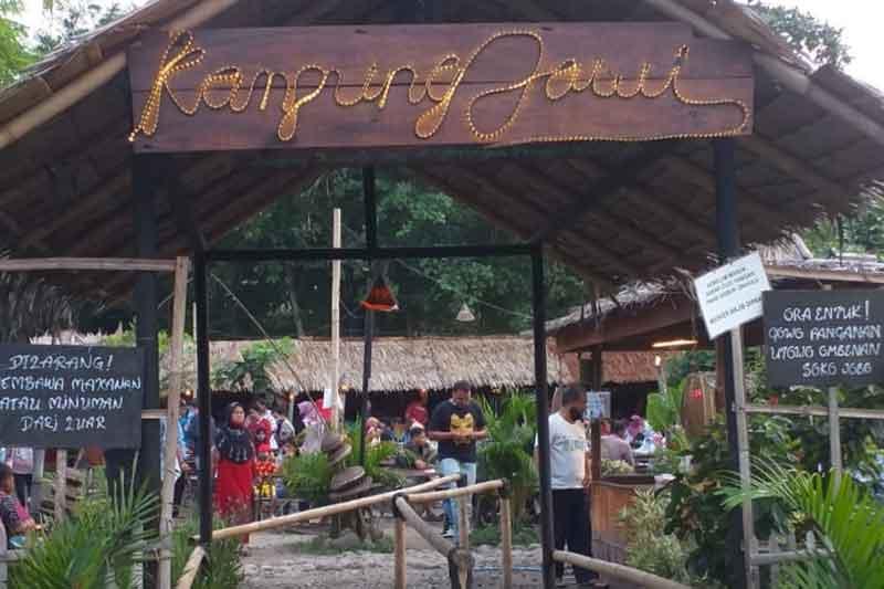 Kampung Jawi, Tempat Kuliner Tradisional di Kota Semarang
