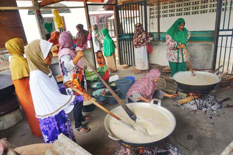 Tips Resep Bubur Asyura Khas Kalimantan Selatan