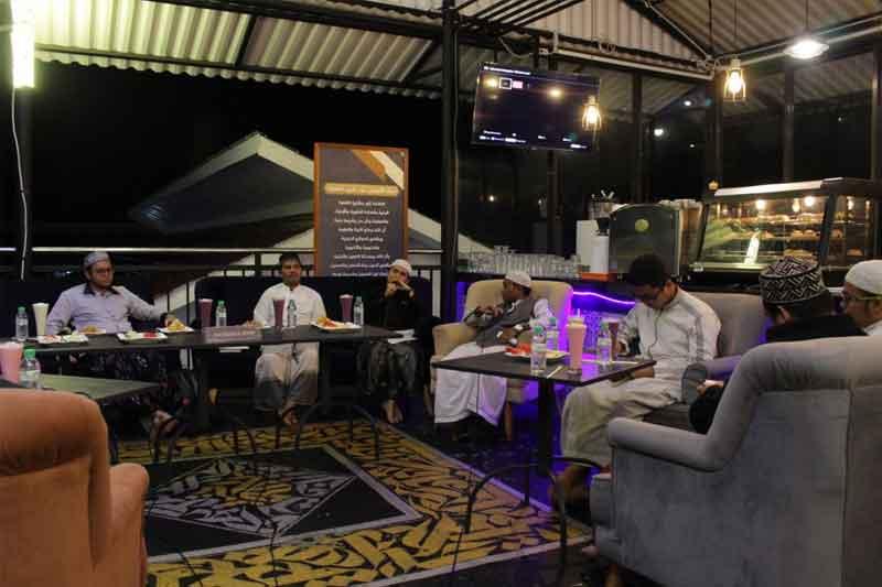 Kafe Syariah di Bangil Pasuruan, Namanya Dalwa Cafe