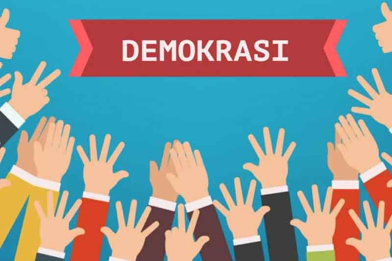Memperingati Hari Demokrasi Internasional 15 September 2021