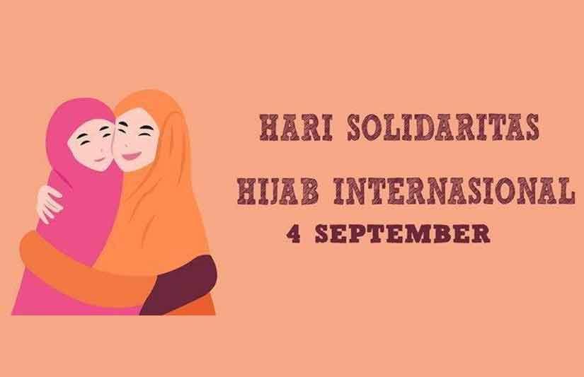 Memperingati Hari Solidaritas Hijab Internasional 4 September 2021
